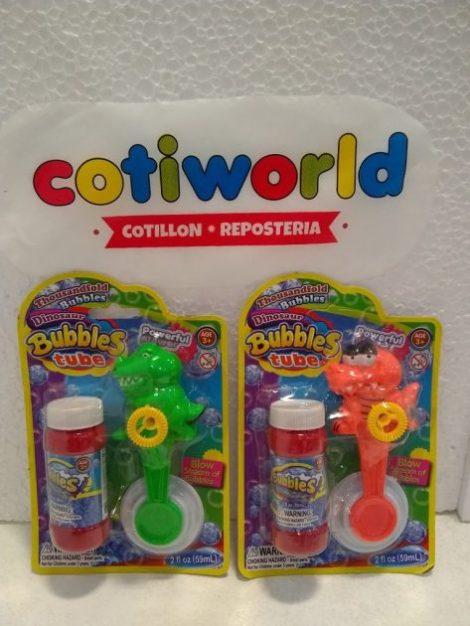 """Burbujeros """"Bubbles tube"""""""