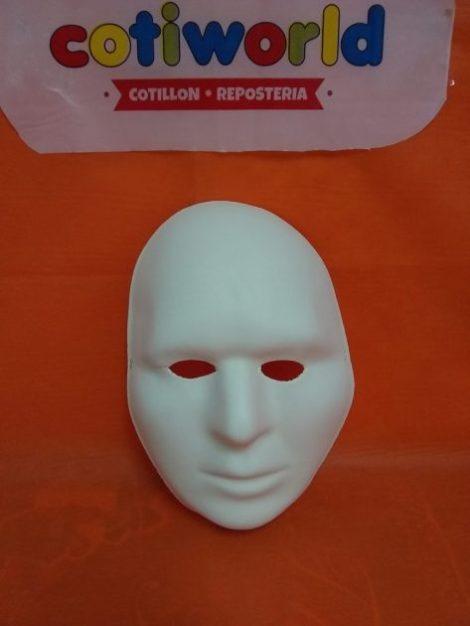 Mascara de mimo goma eva