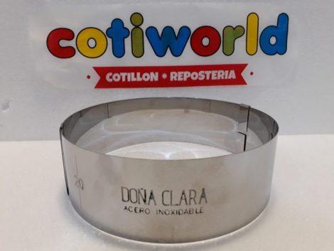 """Molde cintura extensible (30cm) """"Doña Clara"""""""