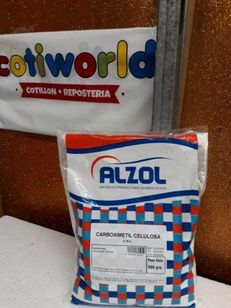 "C.M.C  ""Alzol"" x1/2kg."