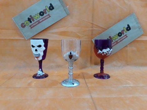 Copas para bebidas de plastico varias de Halloween