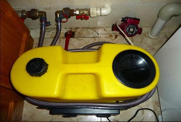 оборудование для промывки