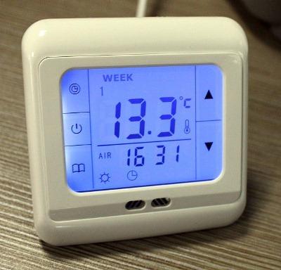 многофункциональный терморегулятор для отопления