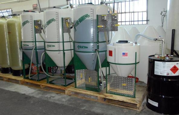 производство топлива из масла растительного происхождения