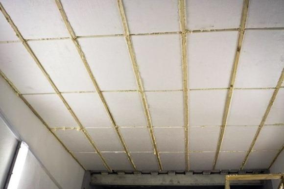 организация теплоизоляции бетонного перекрытия