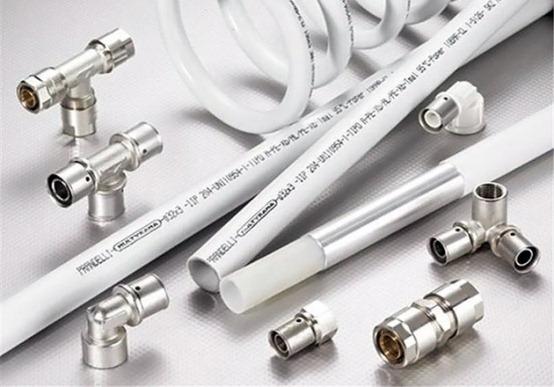 трубы и фитинги для системы отопления