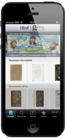 BnF Gallica for iPad/iPhone