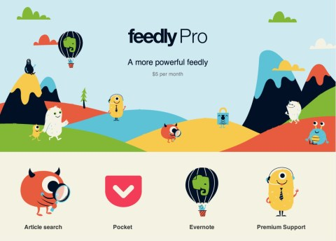 feedly Pro - Available for All