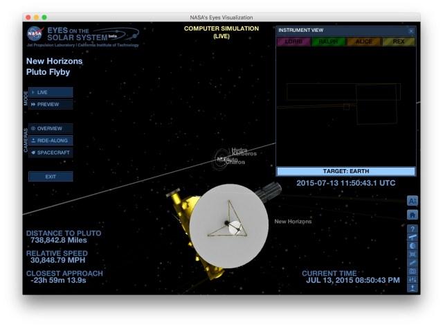 NASA - Eyes on Pluto