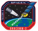 Space-X Falcom 9 - ORBCOMM2
