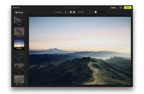 Priime Styles for Mac