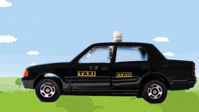 大曲の花火タクシー