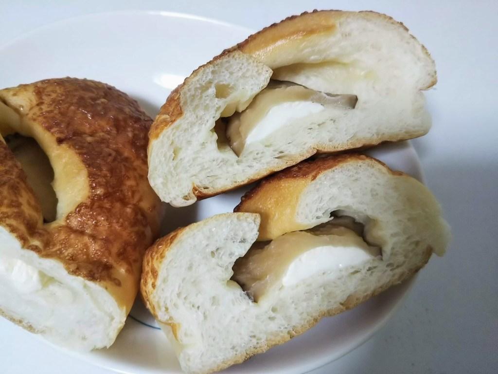 秋田いぶりがっこチーズパンたけや製パン