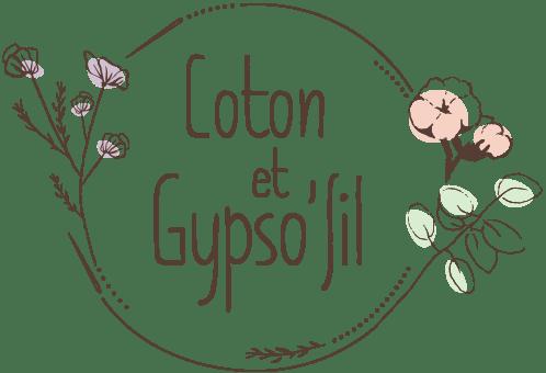 Logo Coton et Gypso'fil accueil