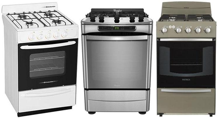Coto cocinas elctricas a gas con horno y al mejor precio