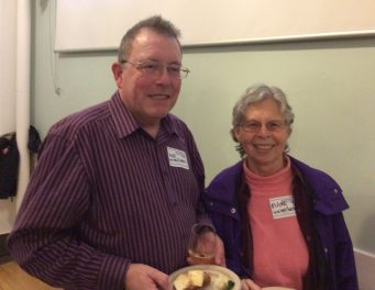 Michael and Elaine Von der Porten, two of Integrity Housing's landlords