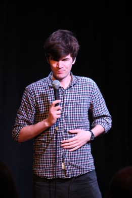 Ivo Graham at Cotswold Comedy Club
