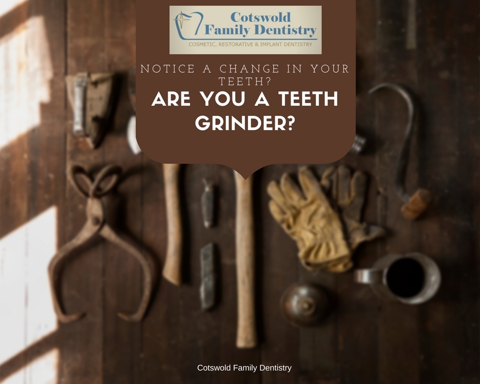 Teeth grinder blog