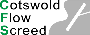 Cotswold Flow Screed
