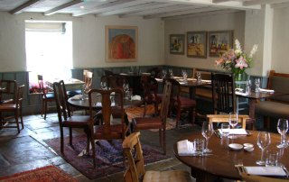 The Five Alls Dining Room