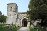 Church of St James the Great in Fulbrook
