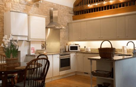 The Granary Aylworth Kitchen