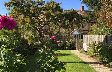 Cosy Corner Cottage, Evenlode, Garden