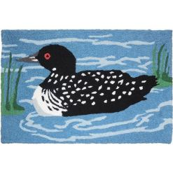 jellybean rug northwoods loon