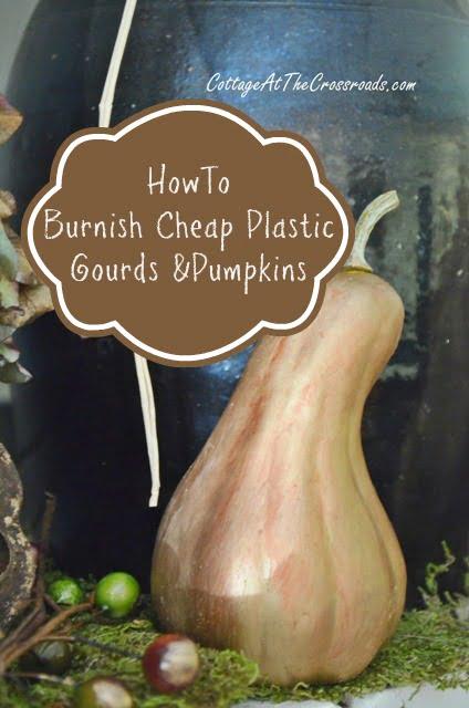 burnished gourd