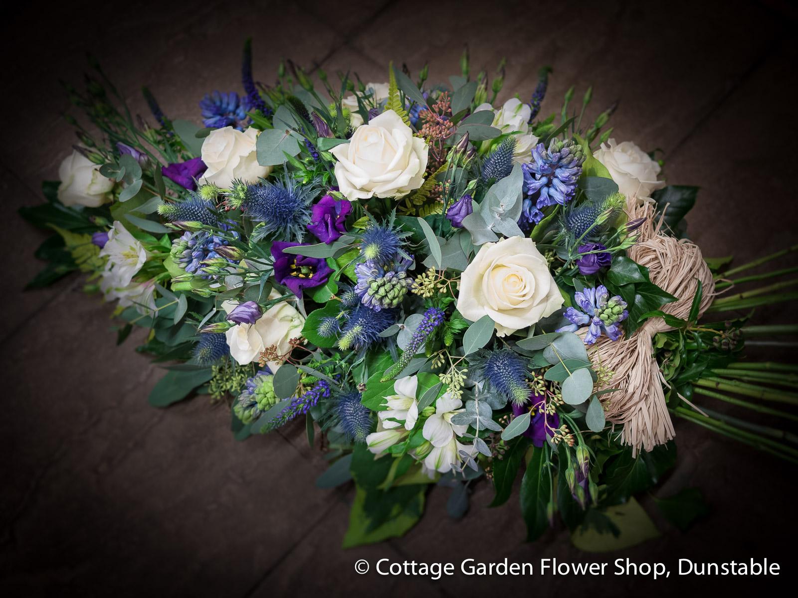 Cottage Garden Bouquet - hallsflowershop.com