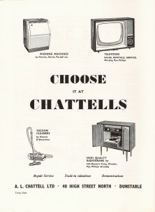 Chattels of High Street North, Dunstable