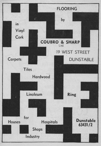 Coubro & Sharp Flooring, West Street