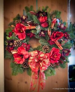 Christmas Door Ring