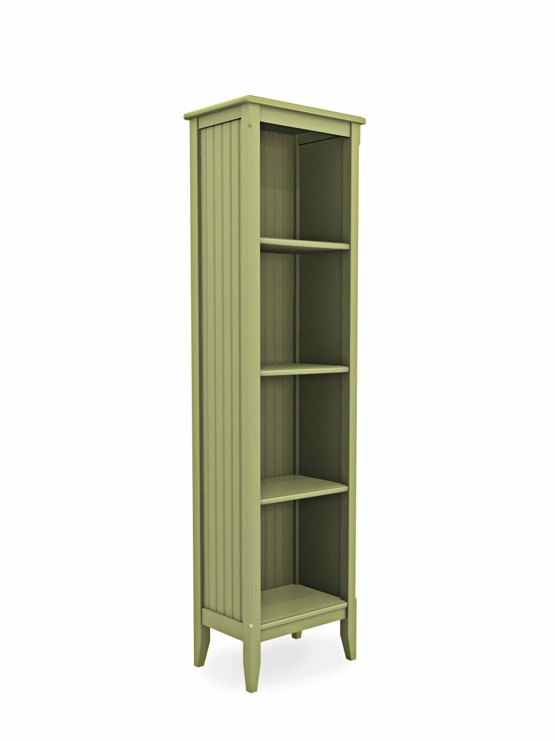 Cottage Tall Narrow Bookcase  Cottage Home®