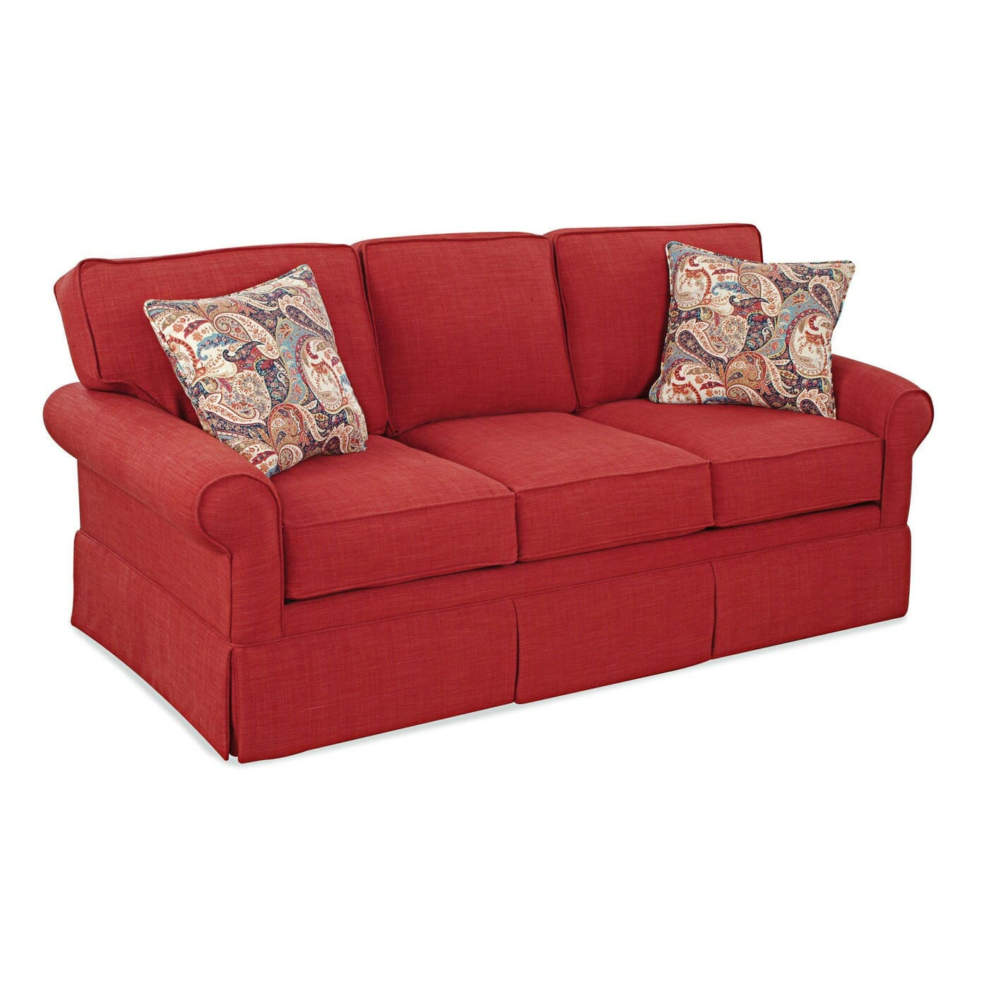 camden sofa bed how to remove oil stain from leather slipcovered cottage home