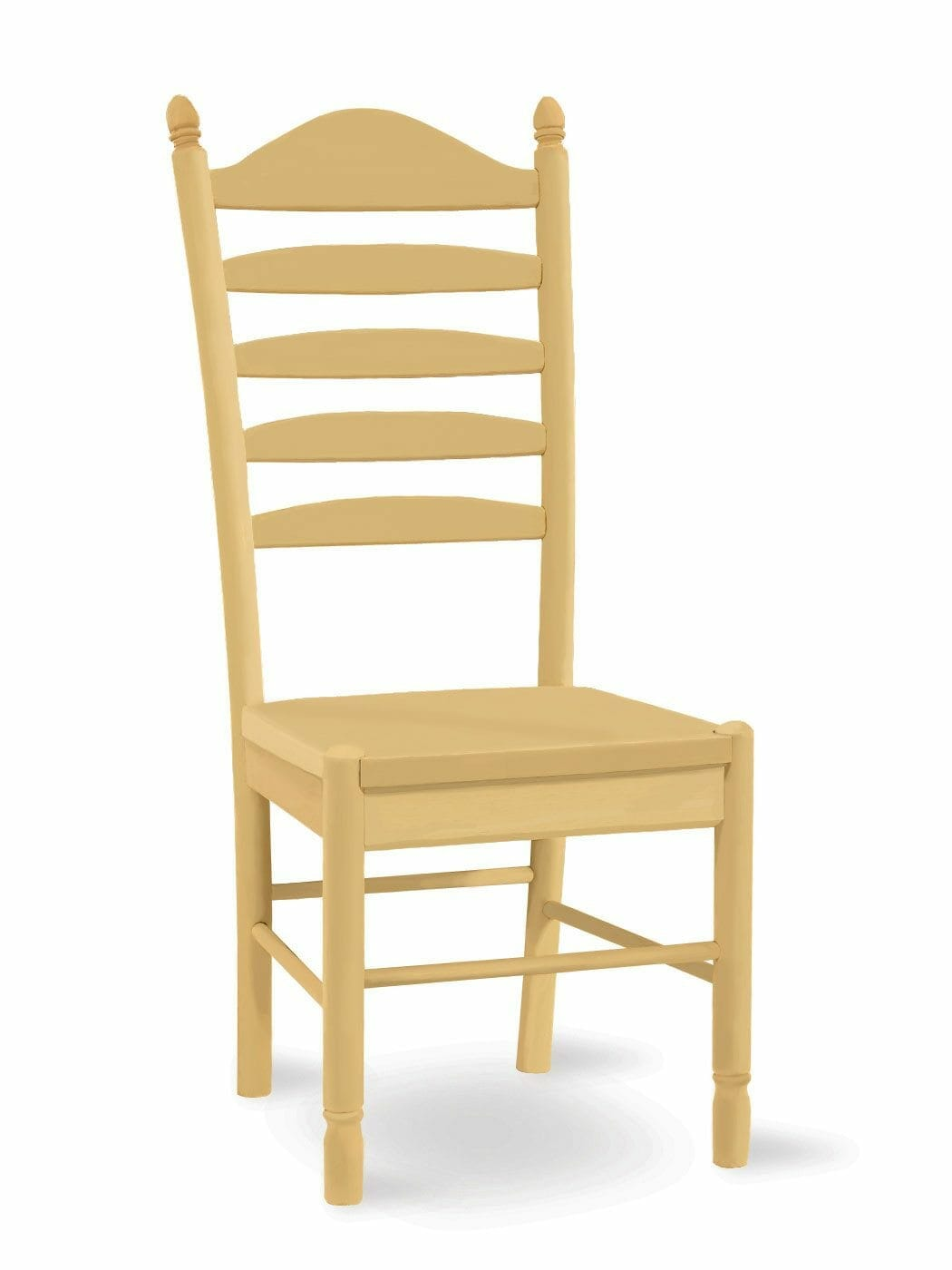 wicker ladder back chairs wedding chair covers kirkcaldy bridgeport ladderback side cottage home