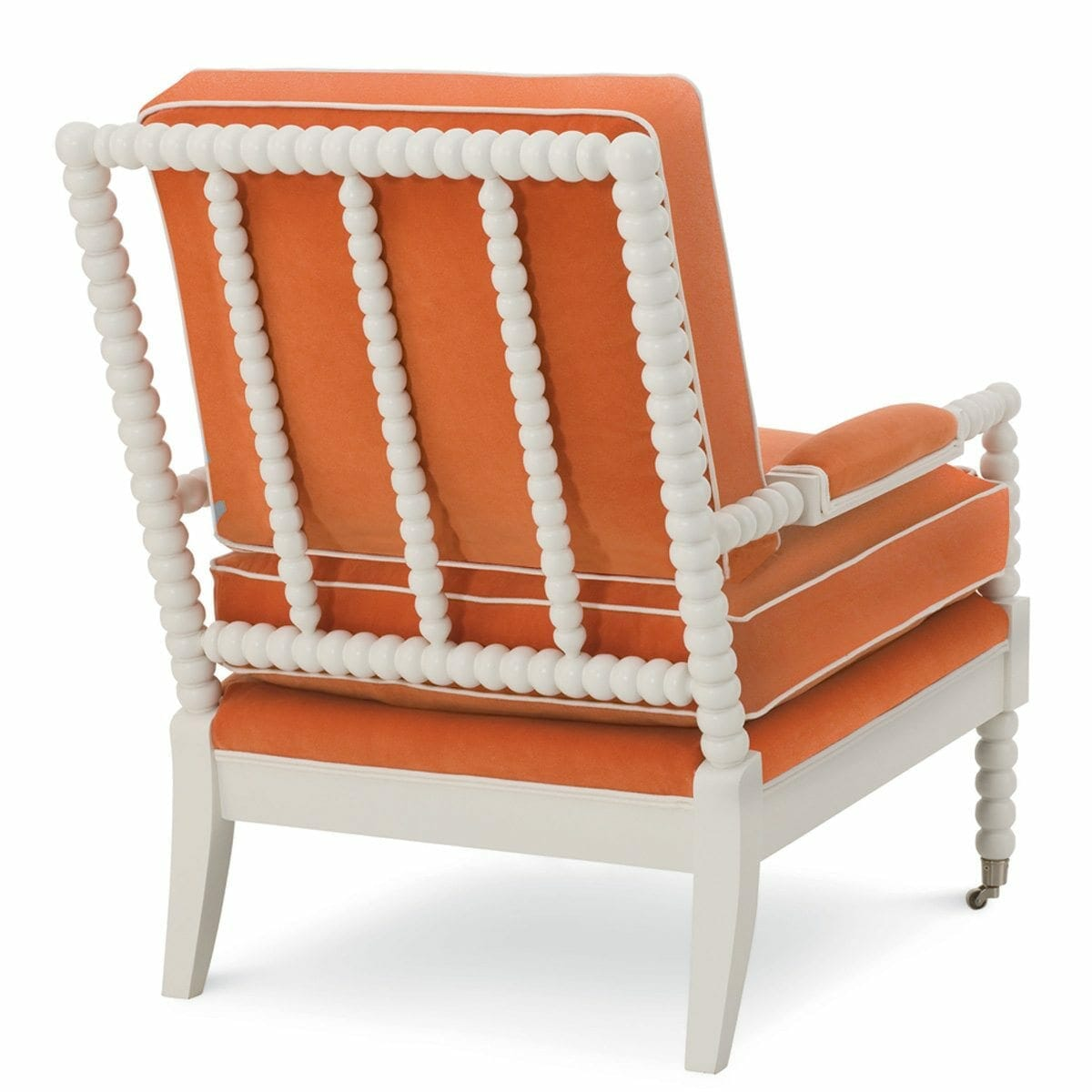 spool chair for sale mustard color santa ana upholstered accent cottage home