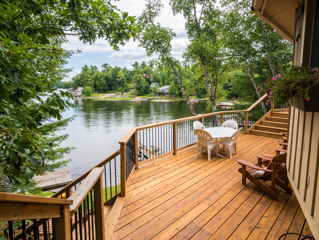 Now Sold Severn River Cottage in Muskoka