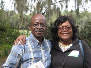 Isaac Leach at Magnolia Plantation and Gardens