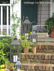 Summer Front Porch. - Cottage In Oaks