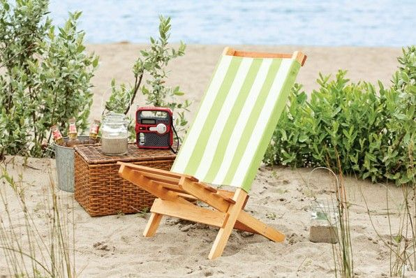 how to make a wooden beach chair plastic banquet covers build fun folding cottage life