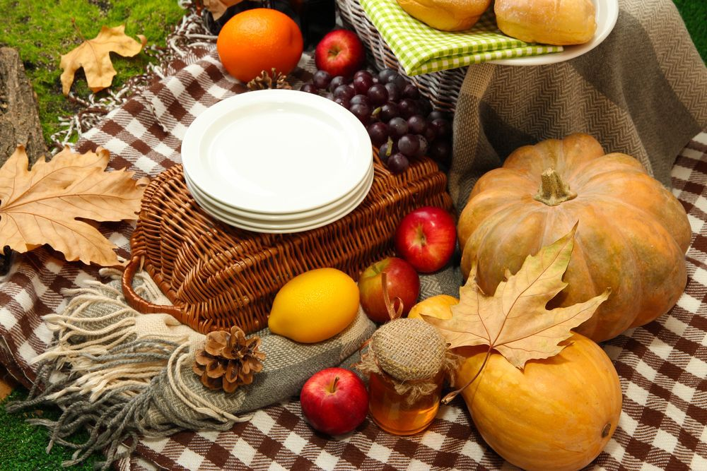 Fall Cottage Wallpaper How To Embrace The Season With A Cozy Fall Picnic