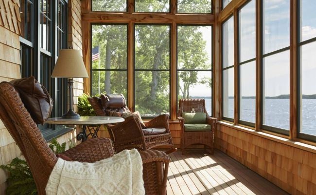 This Old Boathouse Was Turned Into A Charming Cabin