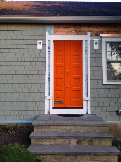 Front Doors Colors