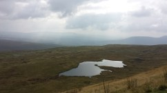 View from top of Whernside
