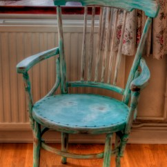 Shabby Chic Chair Rifton Hi Lo Activity Captains Finally Finished Cottage