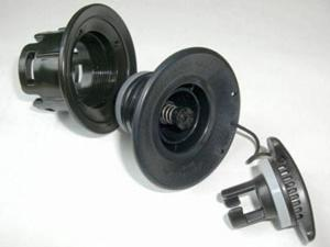 Replacement Valve - Black High Pressure