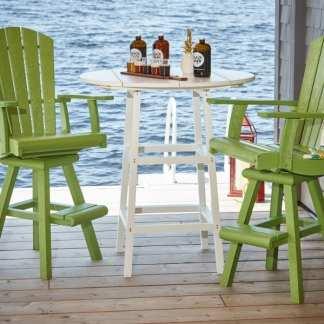 Recycled Plastic Pub Furniture