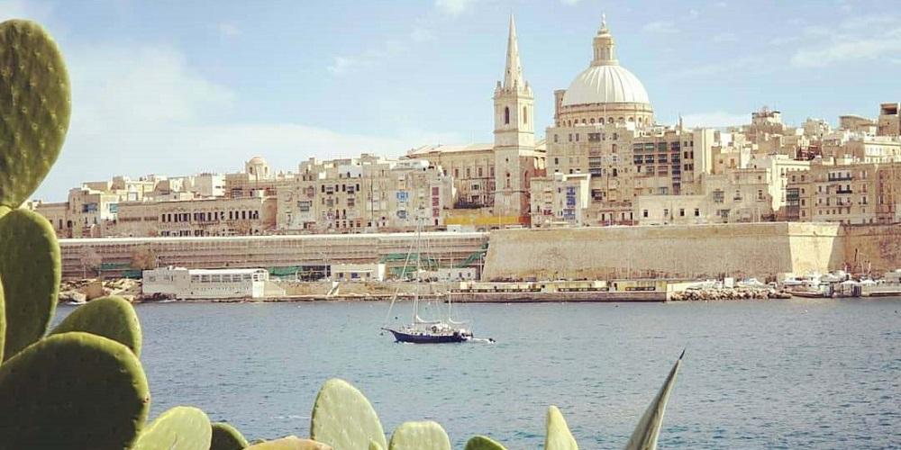 historical Valletta awaits you © by Kristin Sammann
