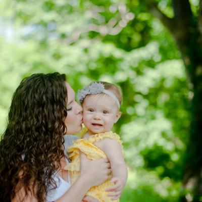Motherhood isn't my forte